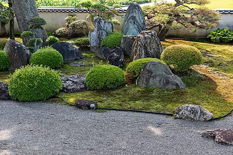 宝珠寺 涅槃の庭