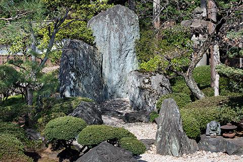 喜多院(川越大師)曲水の庭
