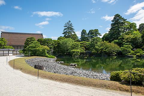 仙洞御所(京都府京都市上京区) | 庭園ガイド