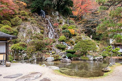 櫻井家 岩浪庭園