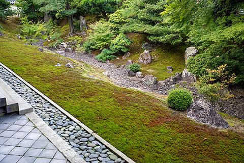 相国寺 裏方丈庭園